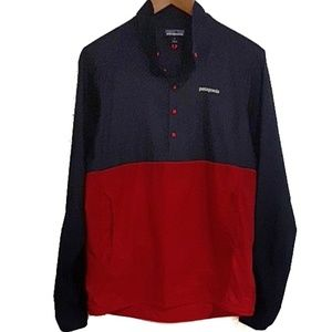 Patagonia Snap Classic Pullover Windbreaker S